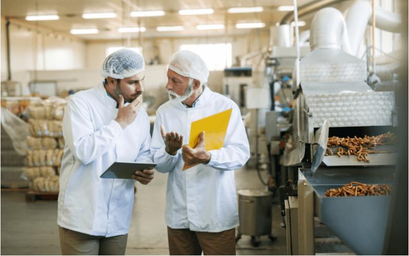 特定技能『飲食料品製造業』ってどんな仕事?