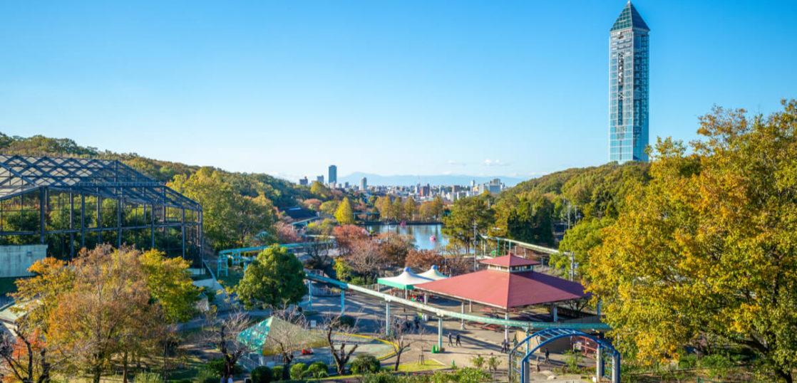 名古屋市千種区 東山動植物園