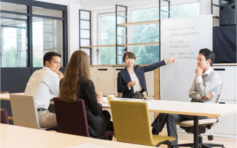 外国人への日本語の教え方